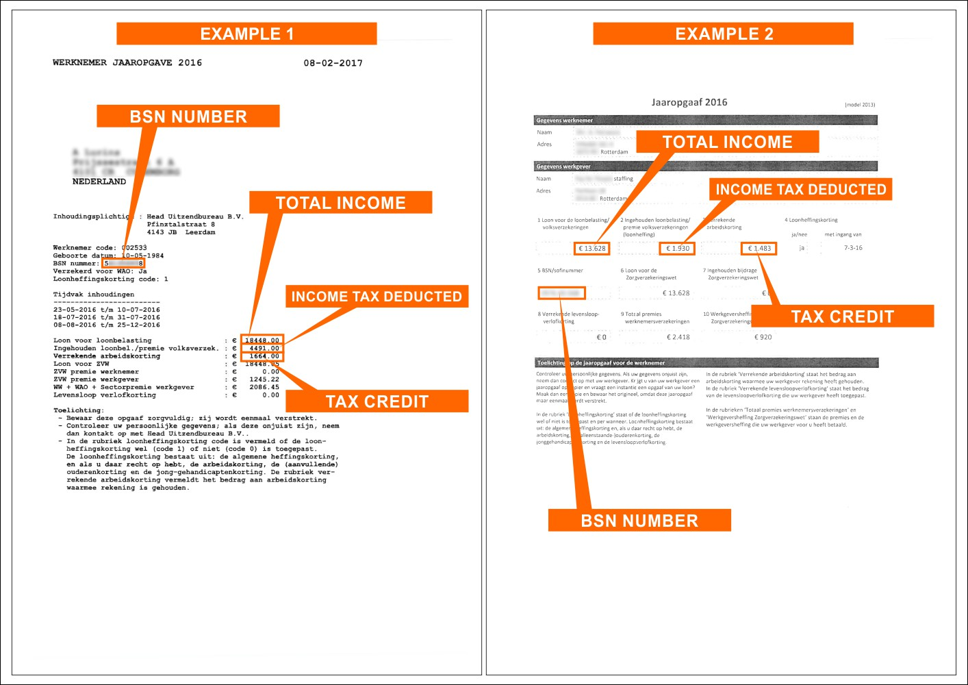 Quick tax refund if you worked in Netherlands | RT Tax